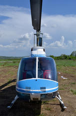 YU-HBV - Serbia - Police Bell 206B Jetranger III