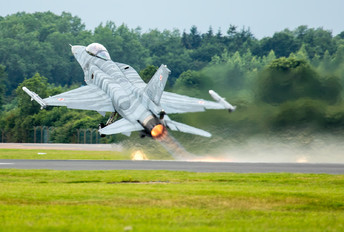 4056 - Poland - Air Force Lockheed Martin F-16C block 52+ Jastrząb