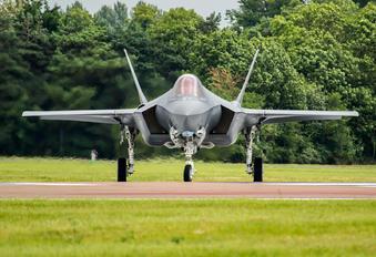 12-5042 - USA - Air Force Lockheed Martin F-35A Lightning II