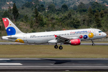HK-4861 - Viva Colombia Airbus A320