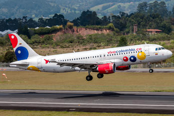 HK-4905 - Viva Colombia Airbus A320