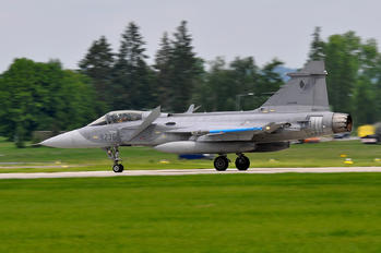9236 - Czech - Air Force SAAB JAS 39C Gripen