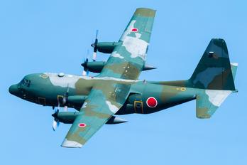 75-1076 - Japan - Air Self Defence Force Lockheed C-130H Hercules
