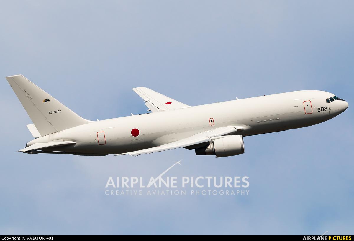 Japan - Air Self Defence Force 87-3602 aircraft at Gifu AB