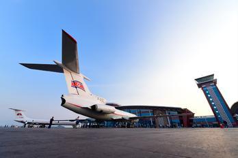 P-552 - Air Koryo Tupolev Tu-154B