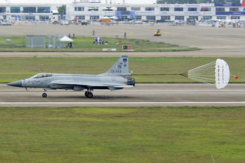 13-149 - Pakistan - Air Force Chengdu / Pakistan Aeronautical Complex JF-17 Thunder