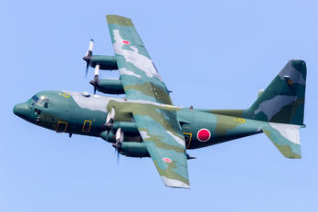 75-1076 - Japan - Air Self Defence Force Lockheed C-130H Hercules