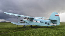 SP-AML - Aeroklub Podkarpacki Antonov An-2 aircraft