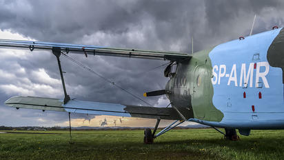 SP-AMR - Aeroklub Podkarpacki Antonov An-2