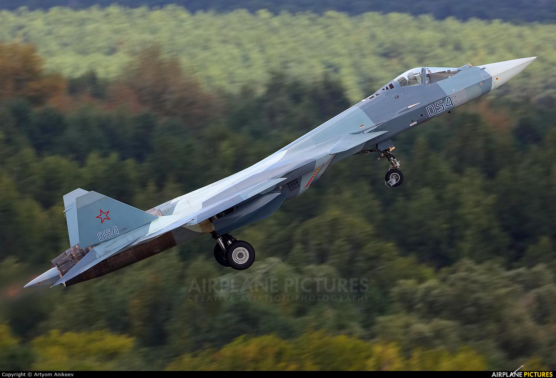 Russia - Air Force 054 aircraft at Ramenskoye - Zhukovsky