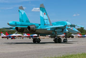 RF-92252 - Russia - Air Force Sukhoi Su-34 aircraft