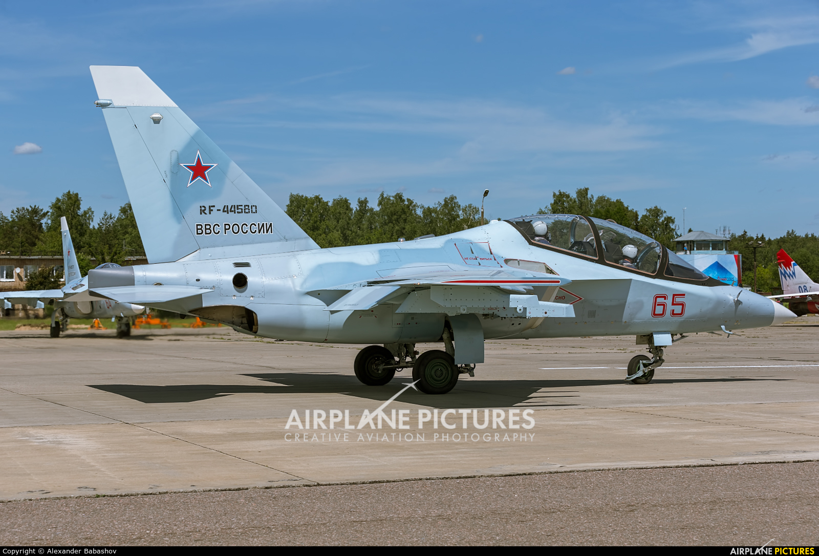 Russia - Air Force Yakovlev Yak-130 RF-44580
