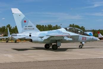 RF-44580 - Russia - Air Force Yakovlev Yak-130