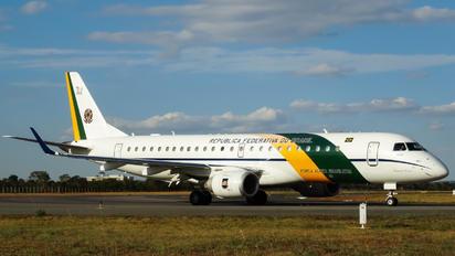 FAB2591 - Brazil - Air Force Embraer ERJ-190 VC-2
