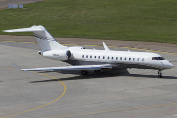 N88AA - Private Bombardier BD-700 Global 6000