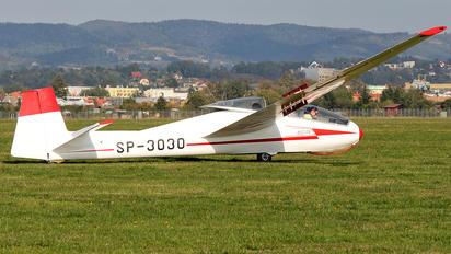 SP-3030 - Aeroklub Podkarpacki PZL SZD-9 Bocian