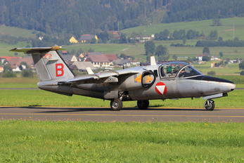 RB-22 - Austria - Air Force SAAB 105 OE