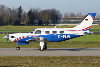 D-FLVL - Private Piper PA-46 Malibu Meridian / Jetprop DLX
