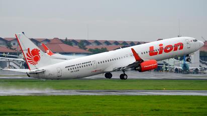 PK-LGW - Lion Airlines Boeing 737-900ER
