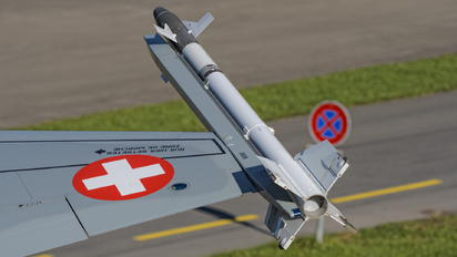 J-3008 - Switzerland - Air Force - Airport Overview - Aircraft Detail