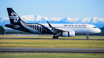 ZK-OXC - Air New Zealand Airbus A320 aircraft