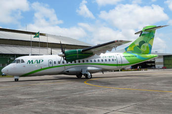 PR-MPO - MAP Linhas Aereas ATR 42 (all models)