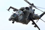 3368 - Czech - Air Force Mil Mi-35 aircraft