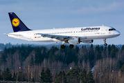 D-AIPZ - Lufthansa Airbus A320 aircraft