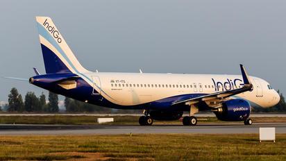 VT-ITG - IndiGo Airbus A320 NEO