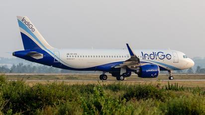 VT-ITC - IndiGo Airbus A320 NEO