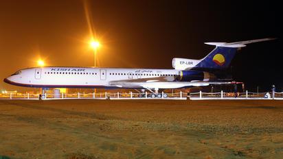 EP-LBR - Kish Air Tupolev Tu-154M