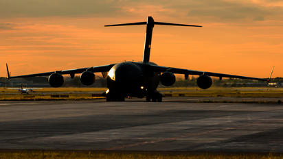 08-0002 - NATO Boeing C-17A Globemaster III