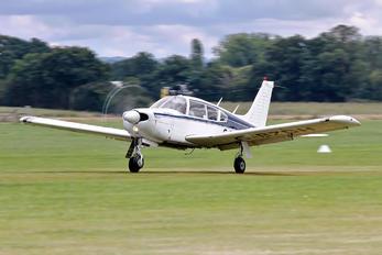 G-BZDH - Private Piper PA-28 Arrow