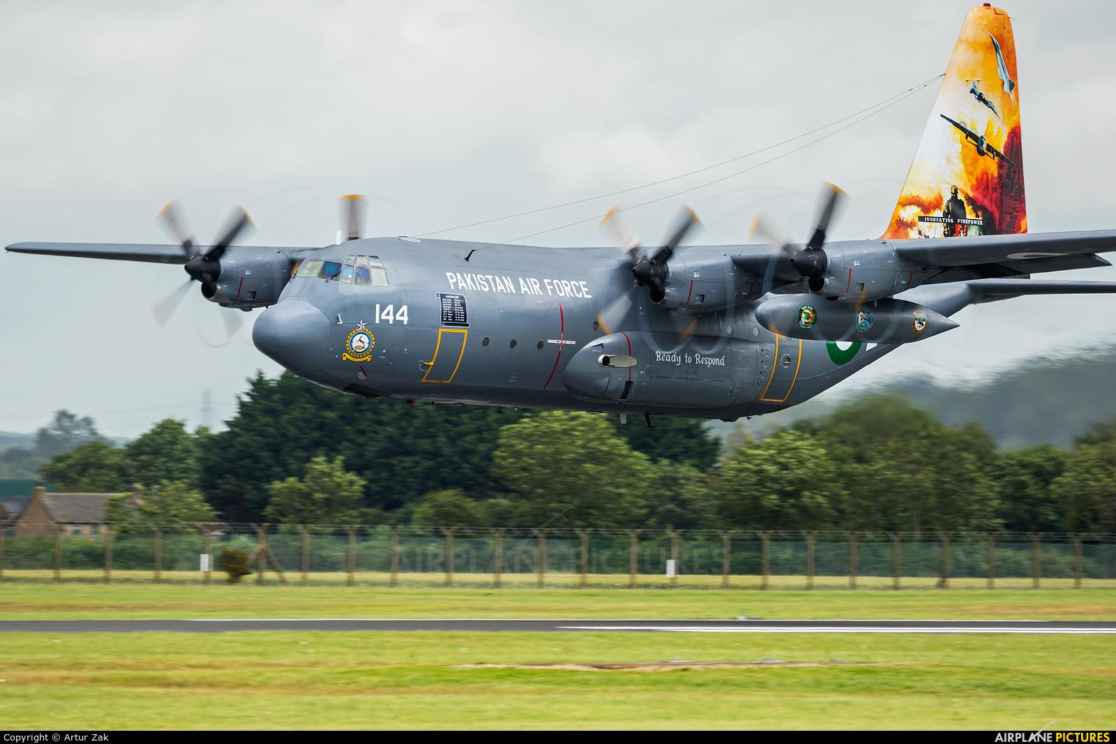 Pakistan - Air Force 144 aircraft at Fairford