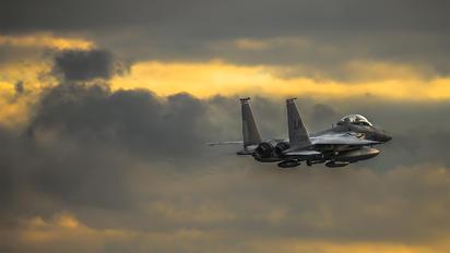 LN 324 - USA - Air Force Boeing F-15E Strike Eagle