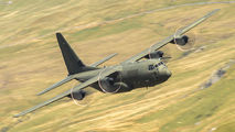 ZH887 - Royal Air Force Lockheed Hercules C.5 aircraft