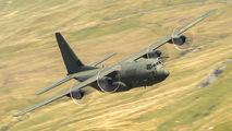 ZH887 - Royal Air Force Lockheed Hercules C.5 aircraft