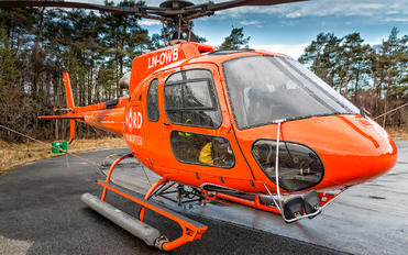 LN-OWB - Nord Helikopter AS Eurocopter EC350