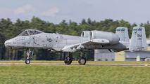 81-0965 - USA - Air Force Fairchild A-10 Thunderbolt II (all models) aircraft