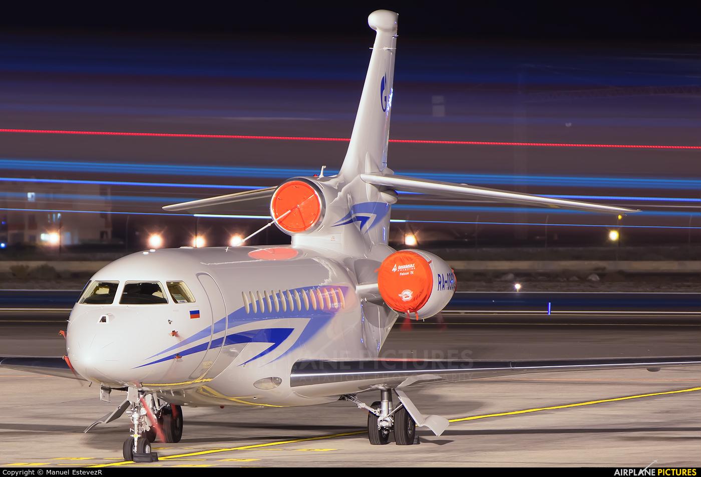 Gazpromavia RA-09602 aircraft at Tenerife Sur - Reina Sofia
