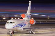 RA-09602 - Gazpromavia Dassault Falcon 7X aircraft