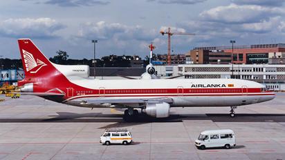 4R-ULM - Air Lanka Lockheed L-1011-200 TriStar