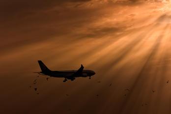 VT-JWQ - Jet Airways Airbus A330-200