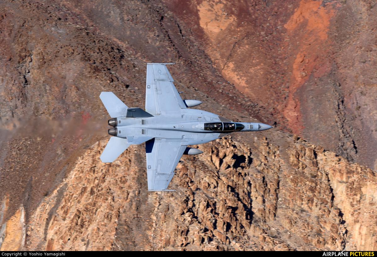 USA - Navy UNKNOWN aircraft at Rainbow Canyon - Off Airport