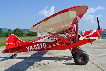 YR-5270 - Private Zlin Aviation Savage Cruiser
