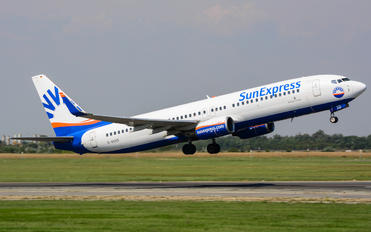 D-ASXD - SunExpress Germany Boeing 737-800