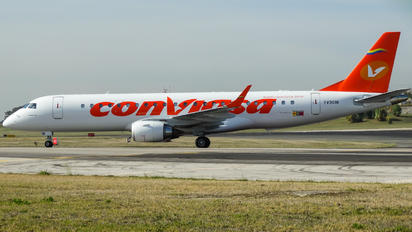 YV3016 - Conviasa Embraer ERJ-190-100 Lineage 1000