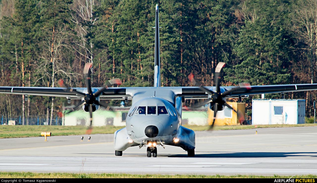 Poland - Air Force 021 aircraft at Rzeszów-Jasionka
