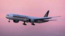 9V-SNB - Singapore Airlines Boeing 777-300ER aircraft