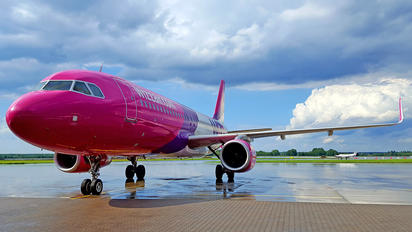 HALWZ - Wizz Air Airbus A320